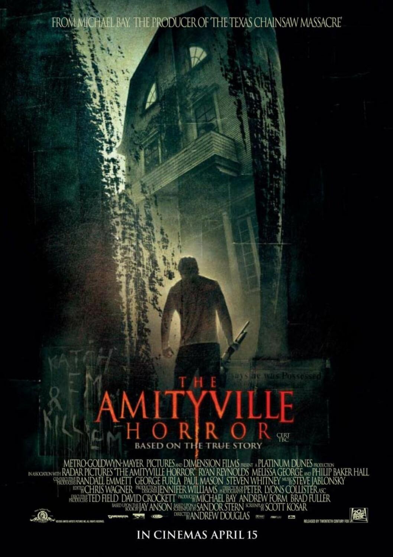 Filmen Amity ville Horror är baserad på verkliga händelser.
