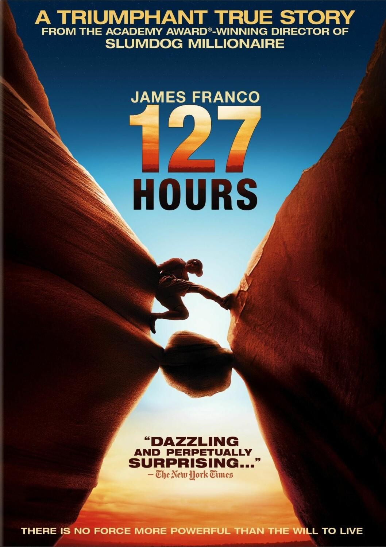 Filmen 127 timmar är baserad på verkliga händelser.