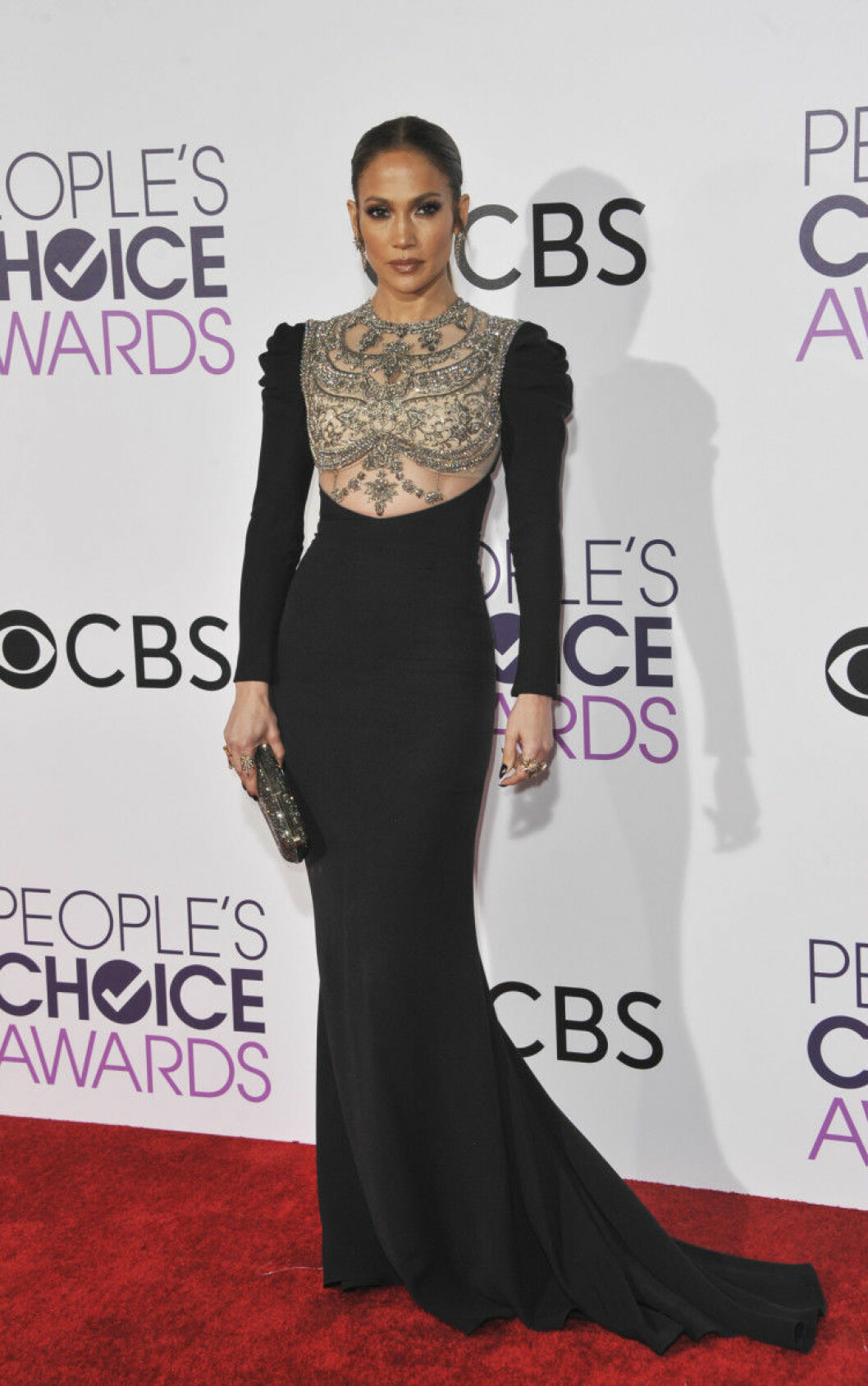 People's Choice Awards 2017 arrivals Featuring: Jennifer Lopez Where: Los Angeles, California, United States When: 19 Jan 2017 Credit: Apega/WENN.com