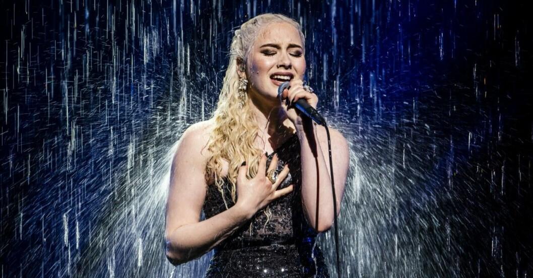 Wictoria från Melodifestivalen