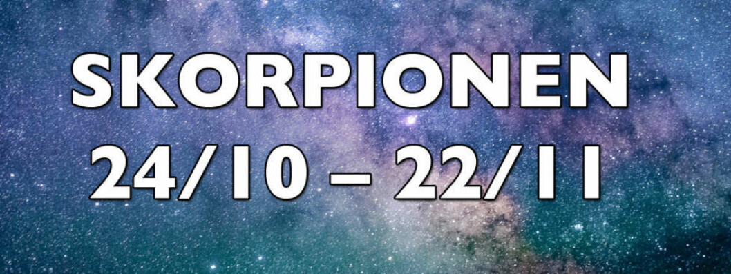 8-skorpionen-horoskop-vecka-23-2018