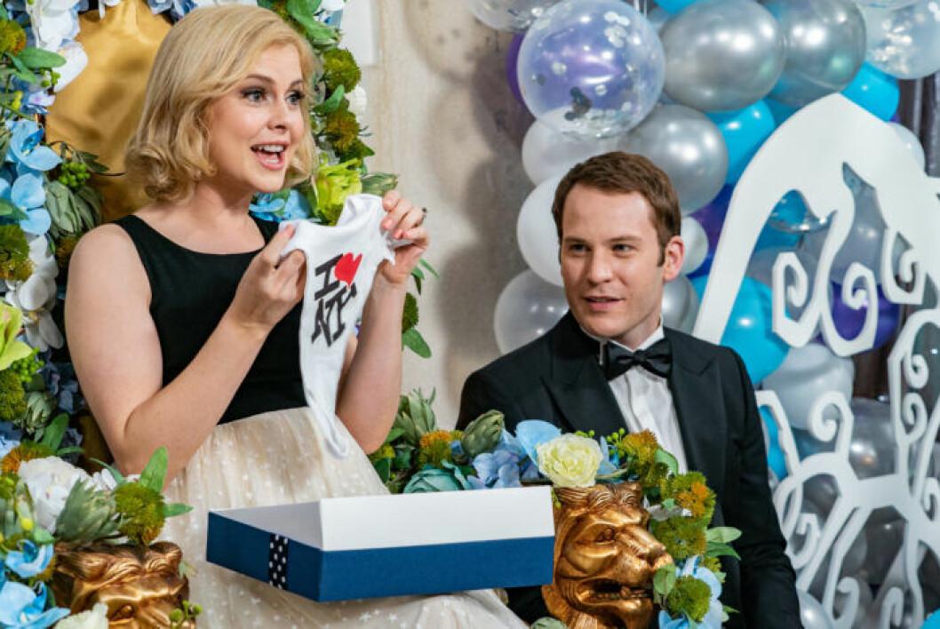 A Christmas Prince - The Royal Baby har premiär på Netflix i december 2019
