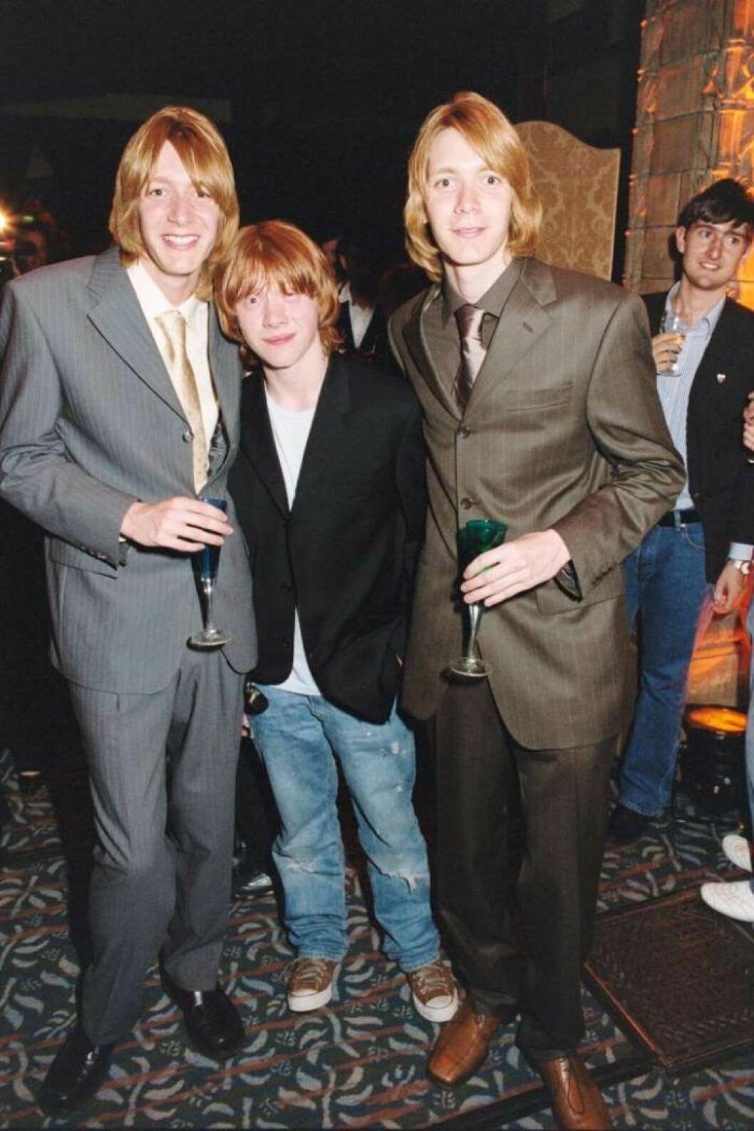 Harry Potter film har premiär år 2004