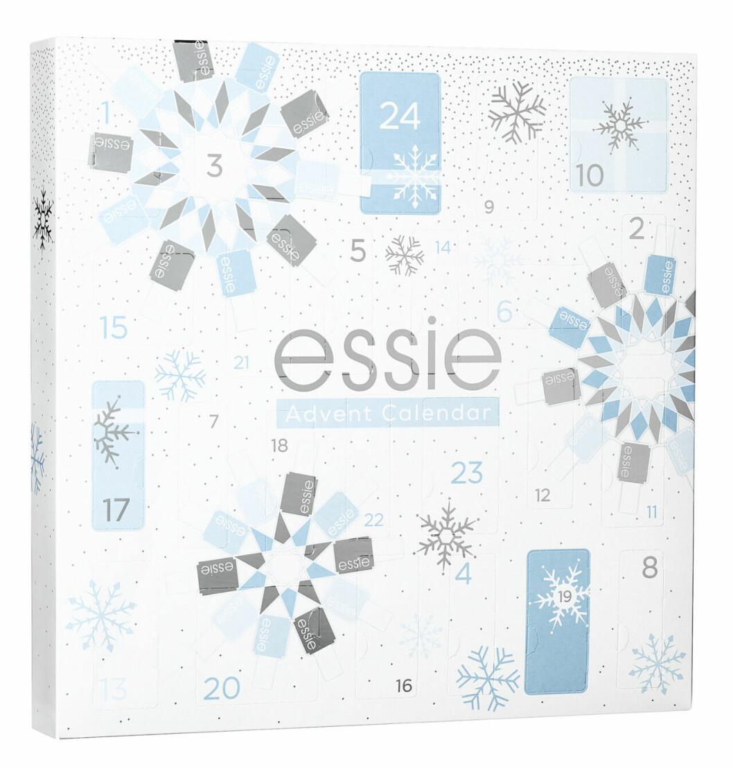 Adventskalender med smink och nagellack från Essie