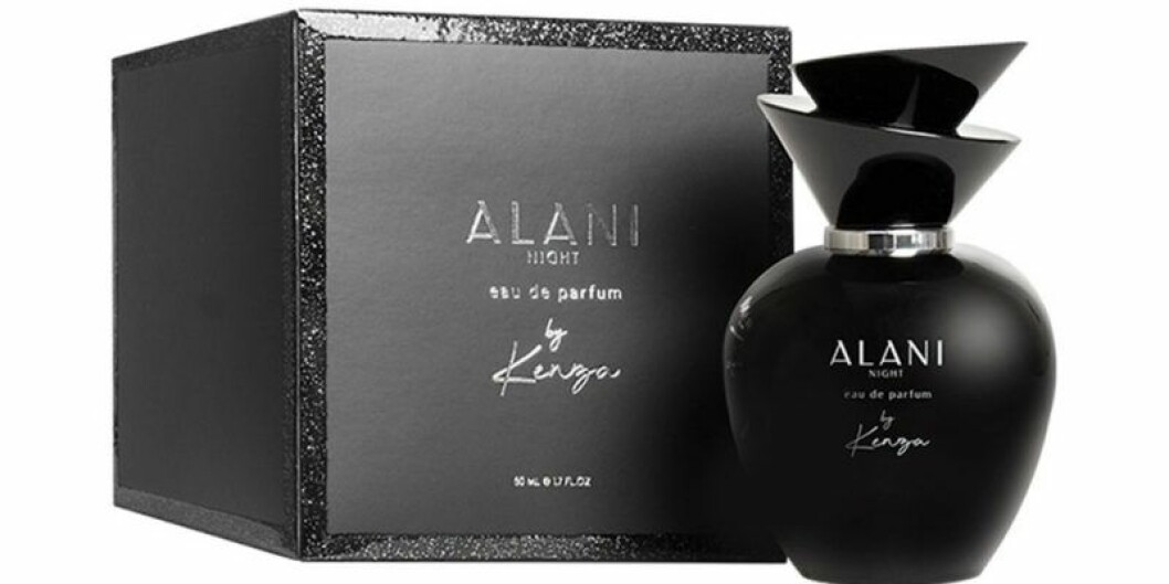 Kenzas parfym med Nrdic feel, Alani