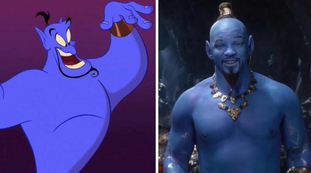 Anden från Aladdin