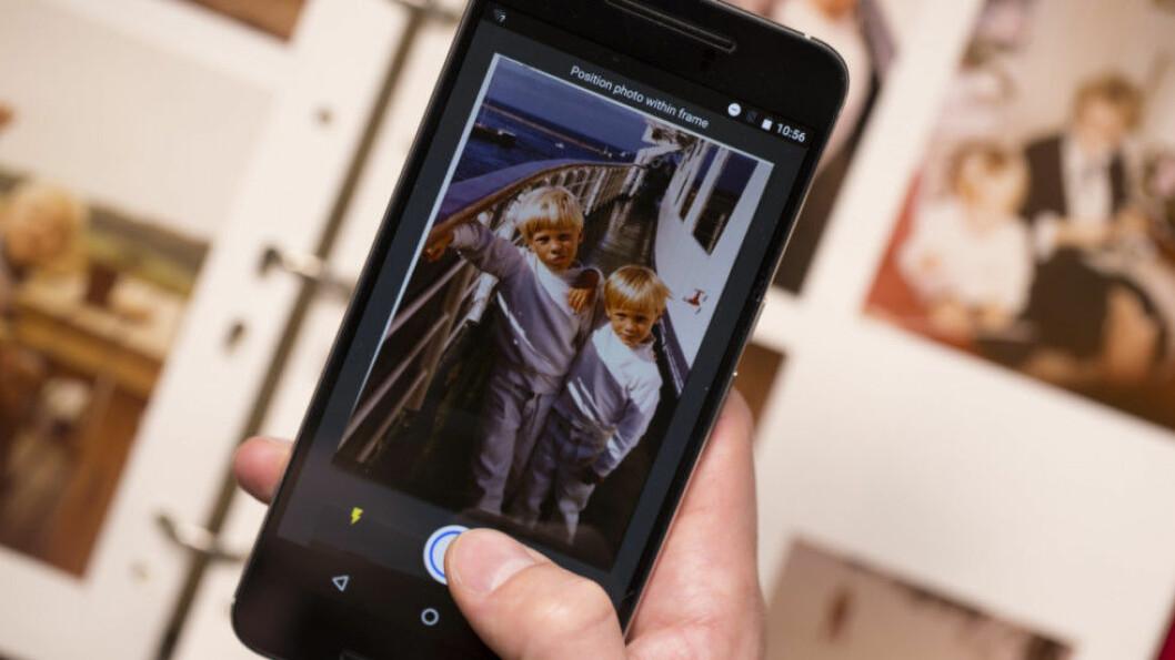 Appen PhotoScan omvandlar analoga foton till digitala_ReCollection Gallery