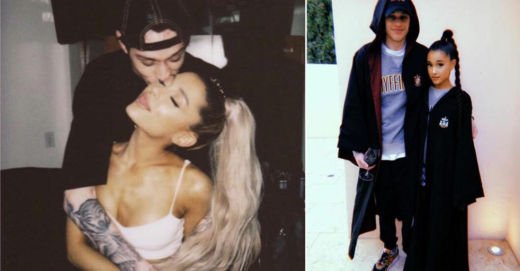 Ariana-grande-pete-davidson-forlovade