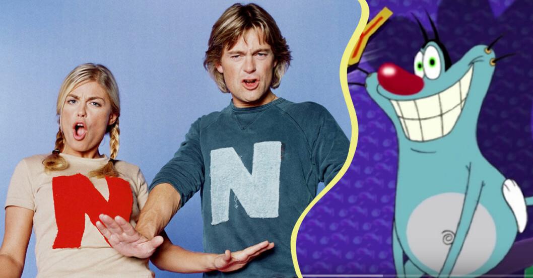 Minns du barnprogrammet Nicke och Nilla?