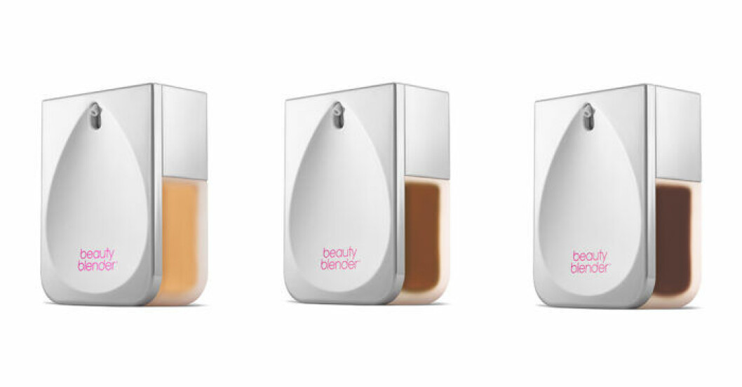 Beautyblender släpper egen foundation