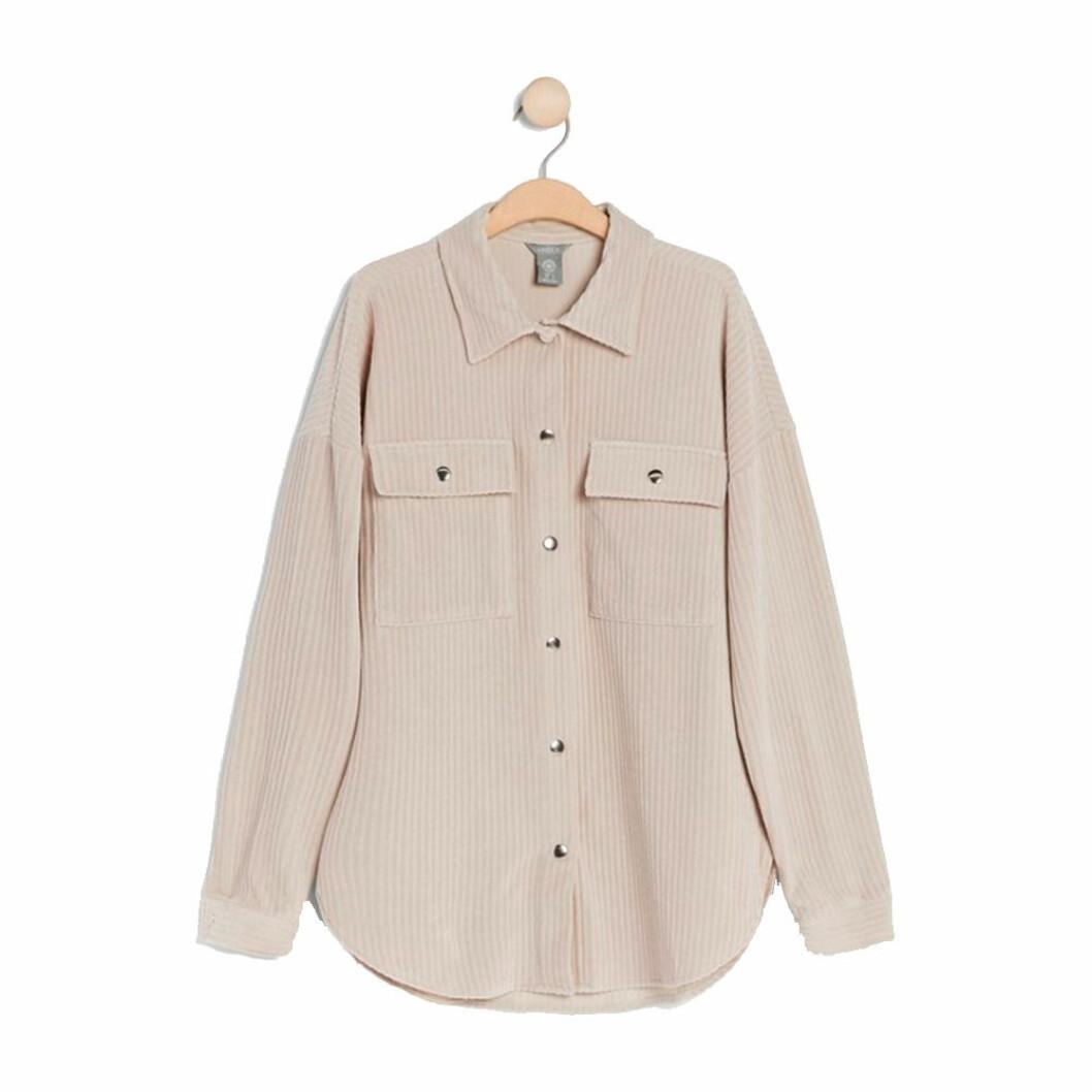 Machester skjortjacka från Lindex