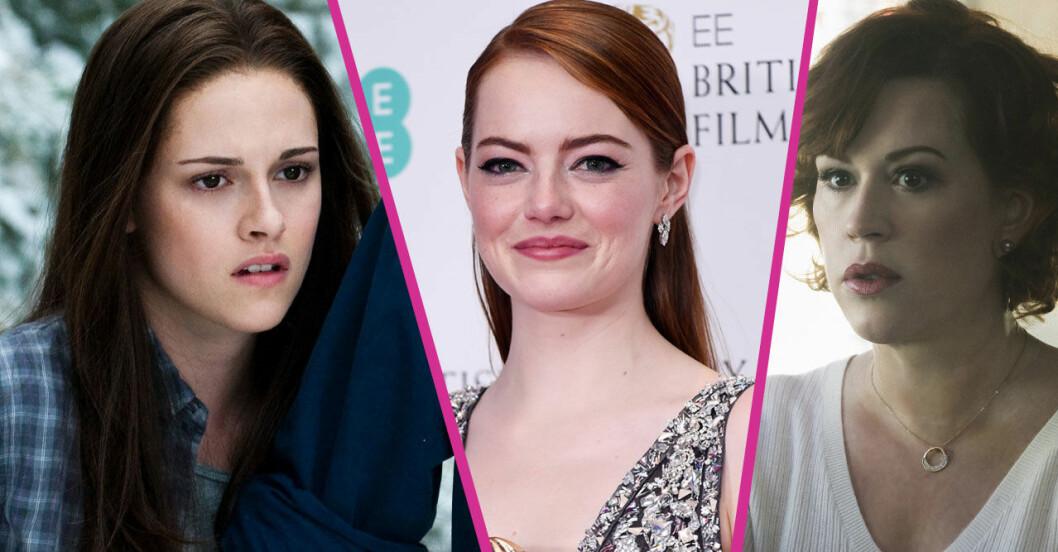 Bella Swan, Emma Stone, Mary i Riverdale