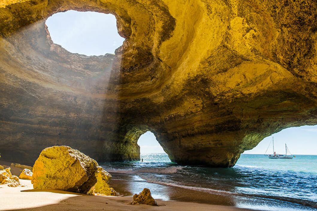 Benagdil i Algarve, Portugal