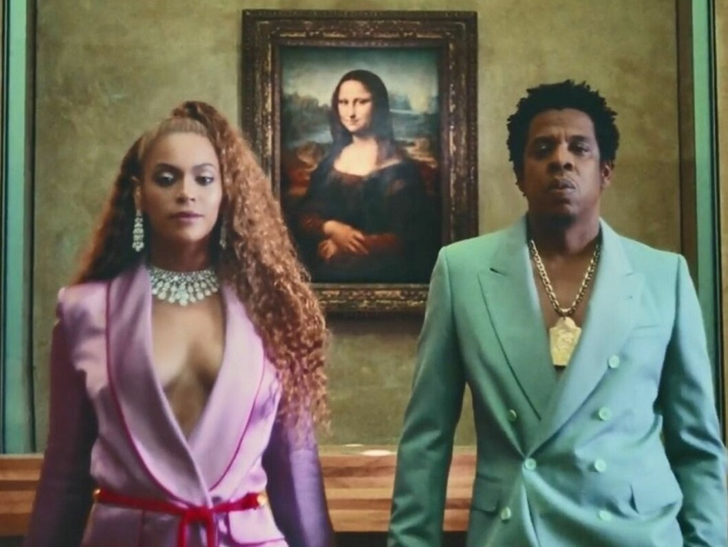 Beyonce och Jay Z