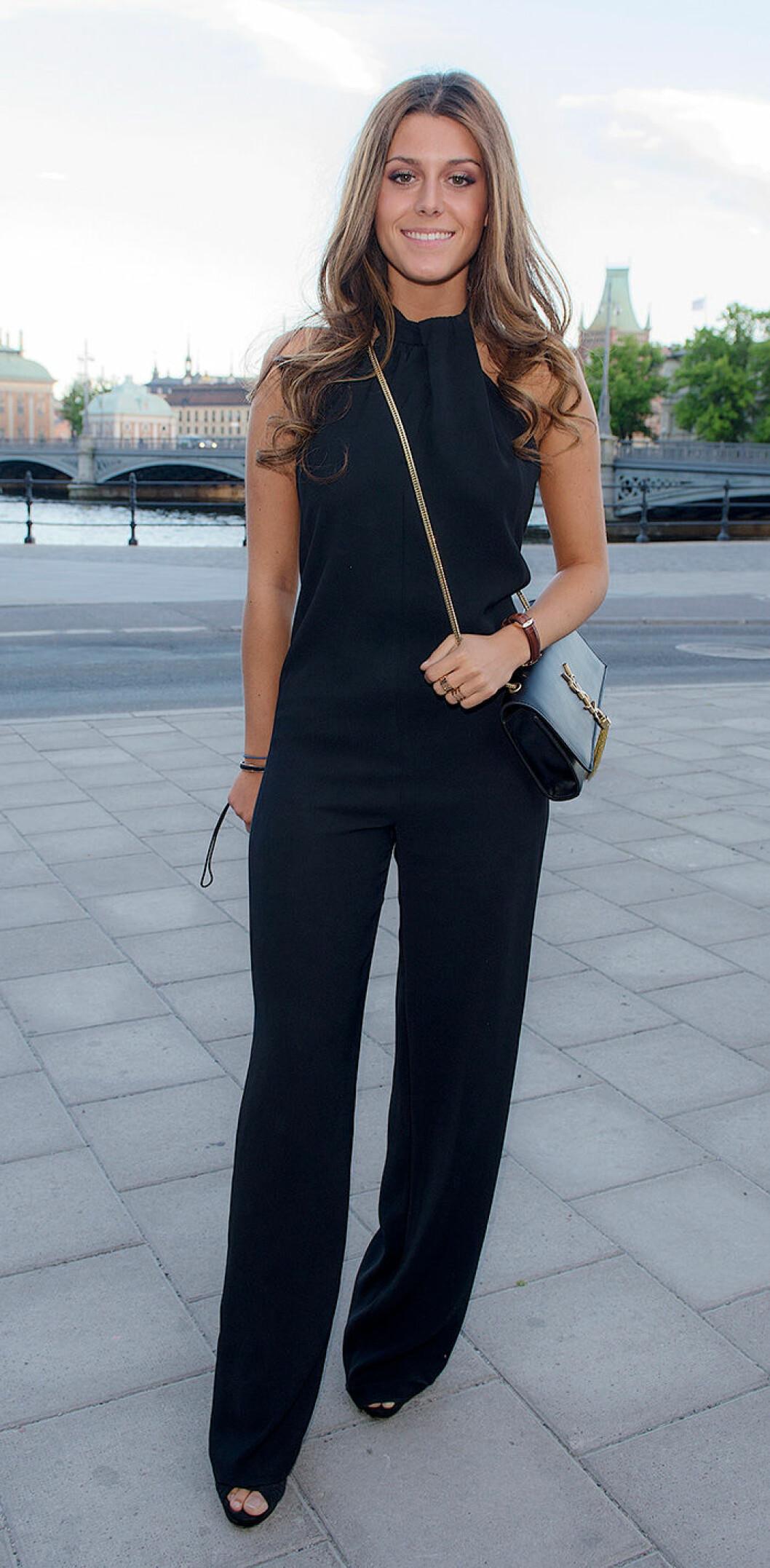 En bild på Bianca Ingrosso sommaren 2015.