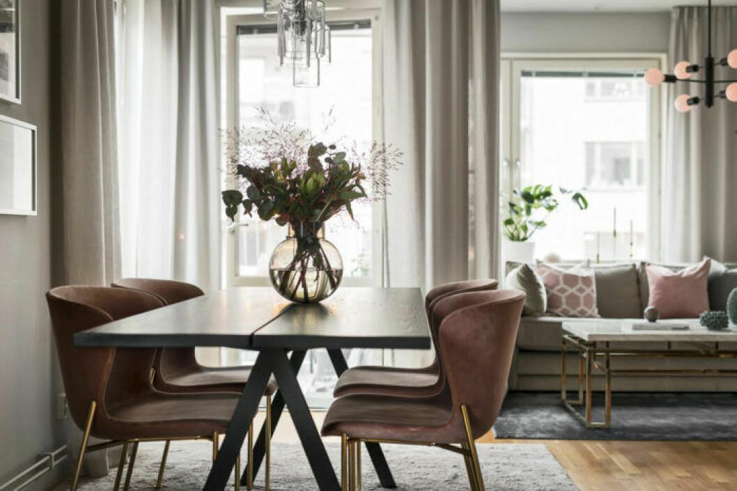 Bianca Ingrosso säljer sin lägenhet, vardagsrum 3