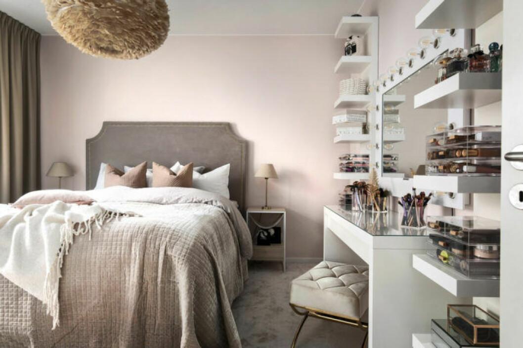Bianca Ingrosso säljer sin lägenhet, sovrum 2