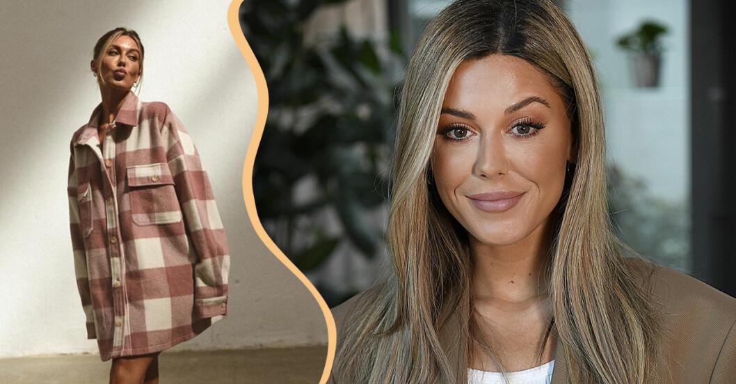 Bianca Ingrossos ord efter lanseringen av Bianca x Nelly