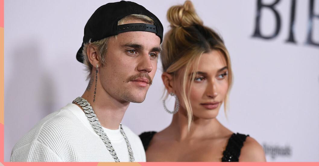 Därför vägrade Hailey kyssa Justin Bieber offentligt
