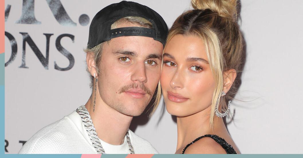 Justin och Hailey Bieber har varit gifta i snart tre år.