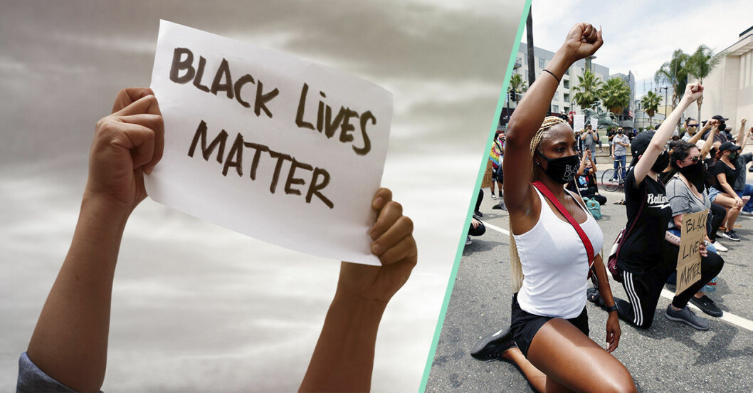 protester i USA