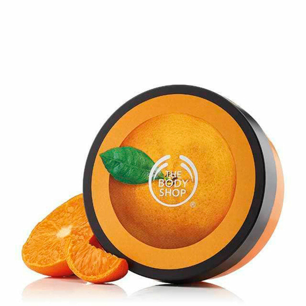 Body lotion citrus