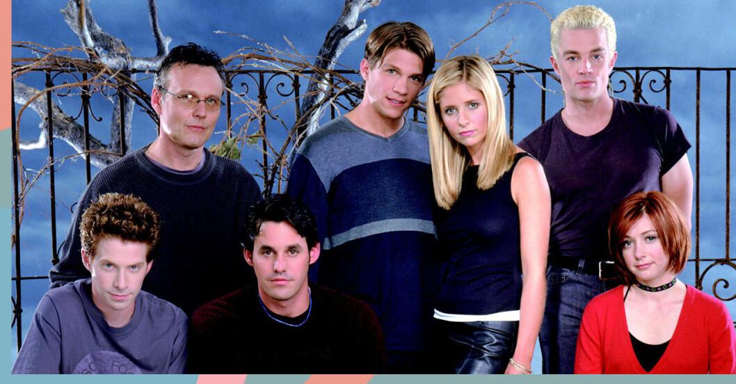 Buffy och vampyrerna.