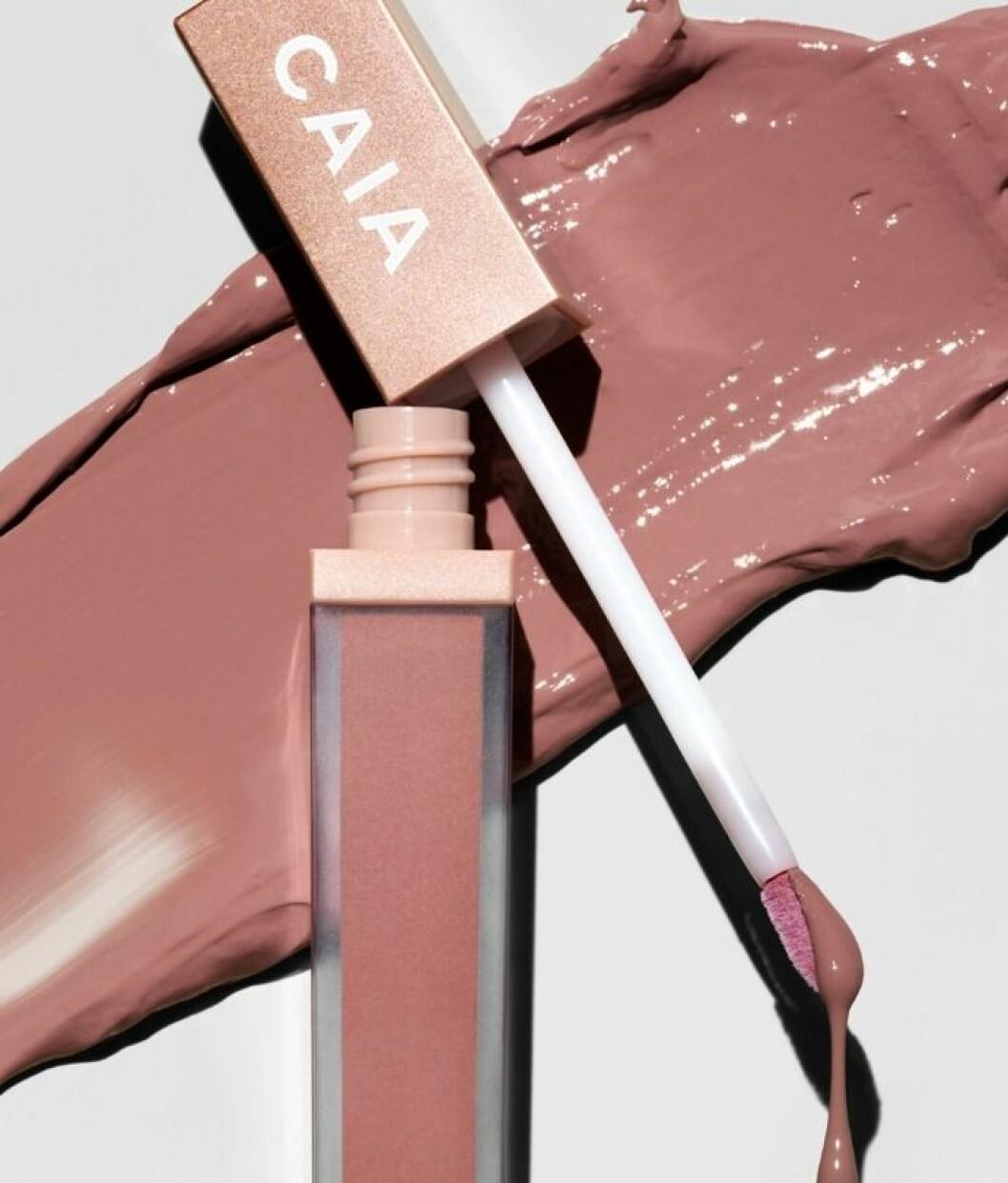 caia cosmetics flytande lappstift