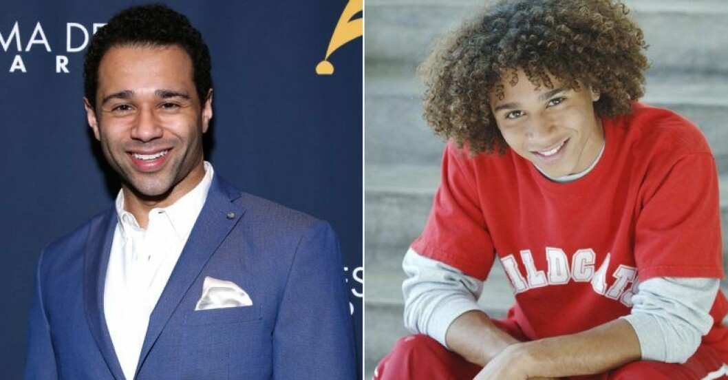Corbin Bleu – Chad Danforth