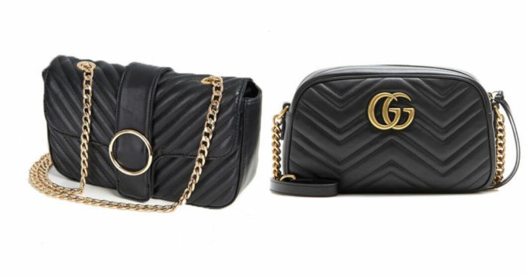 Gucci väska kopia