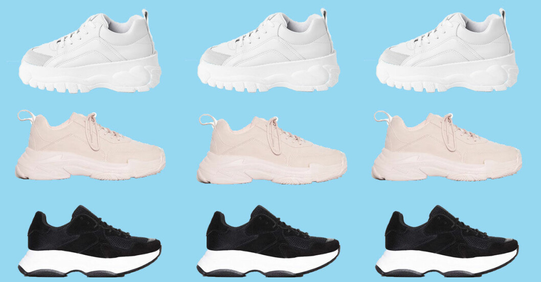 Chunky-sneakers-hosten-2018