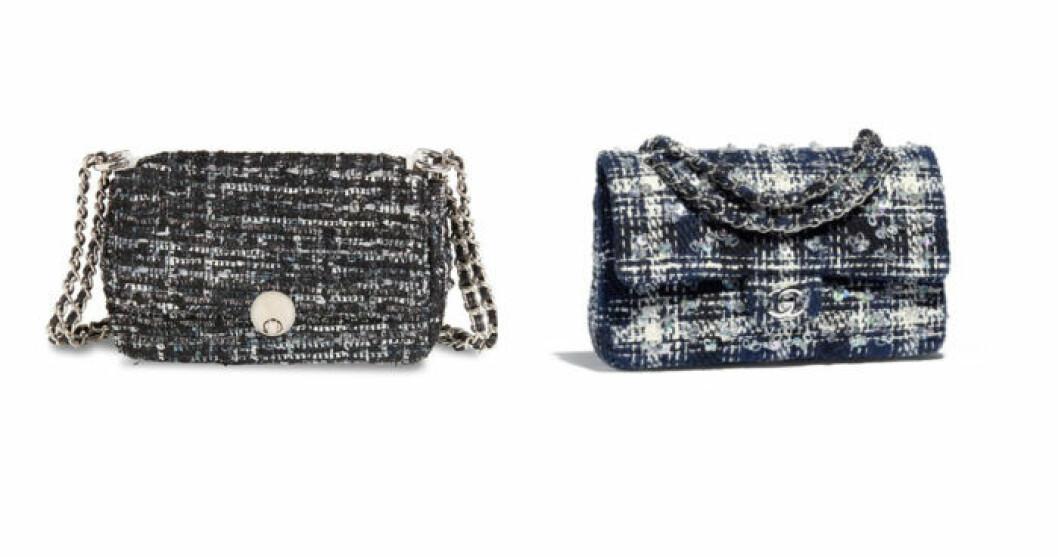 Klassisk Chanelväska billigt