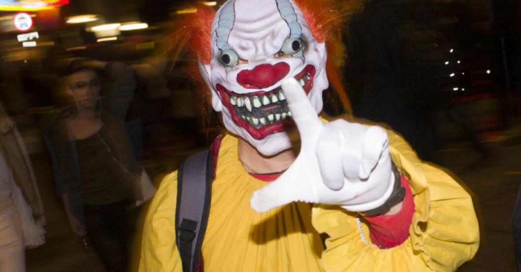 Clowner-laskiga