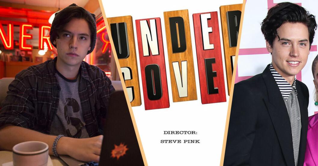 Allt vi vet om Cole Sprouse nya film Undercover