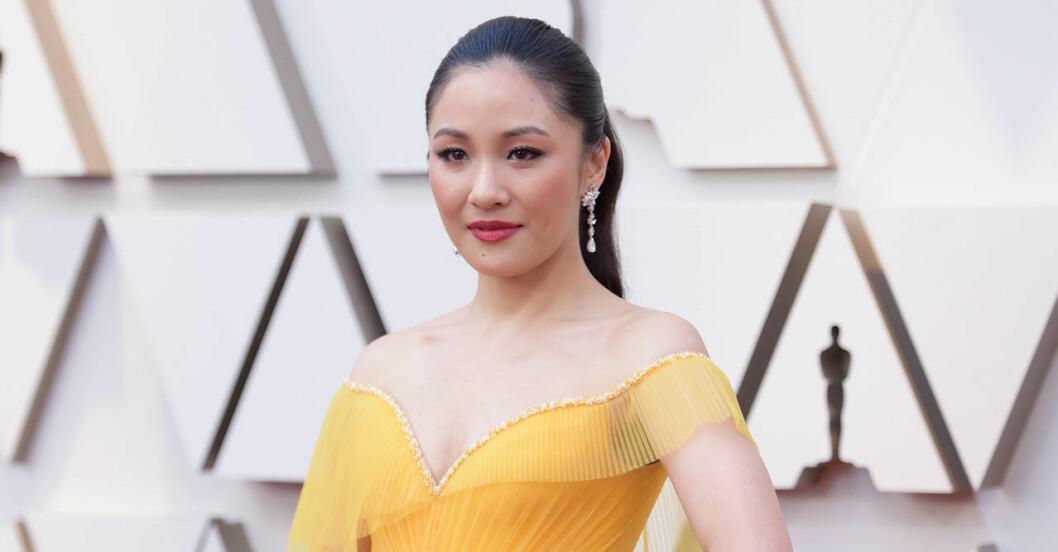 Constance Wu är en av Lilis nya skådespelarkollegor.