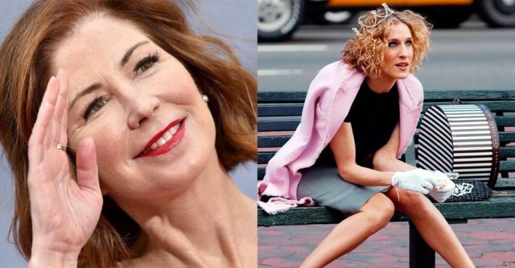 Dana Delany skulle egentligen spelat rollen som Carrie i Sex and the city