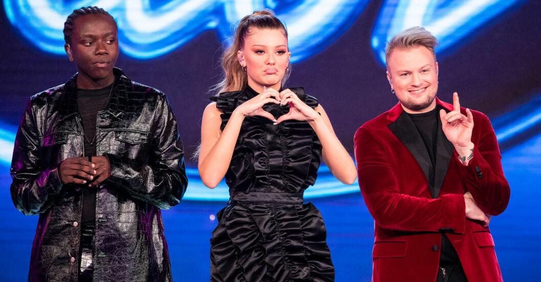 Idol 2019 Dao, Tusse och Freddie