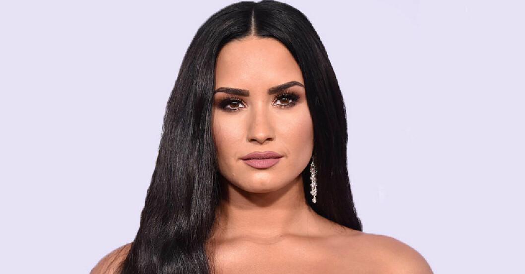 Demi Lovato har ett annat namn från början.