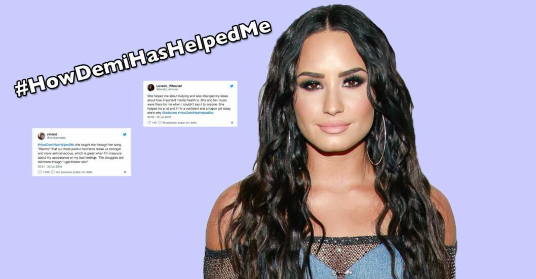 Demi-Lovato-stod-twitter-fan