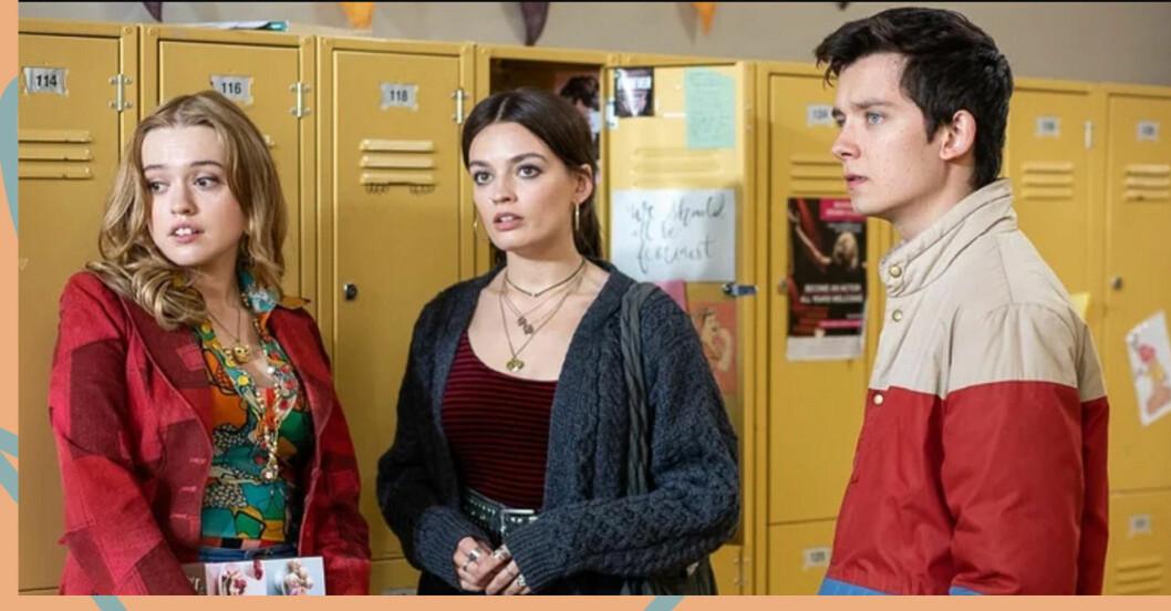 Maeve, Otis och Aimee