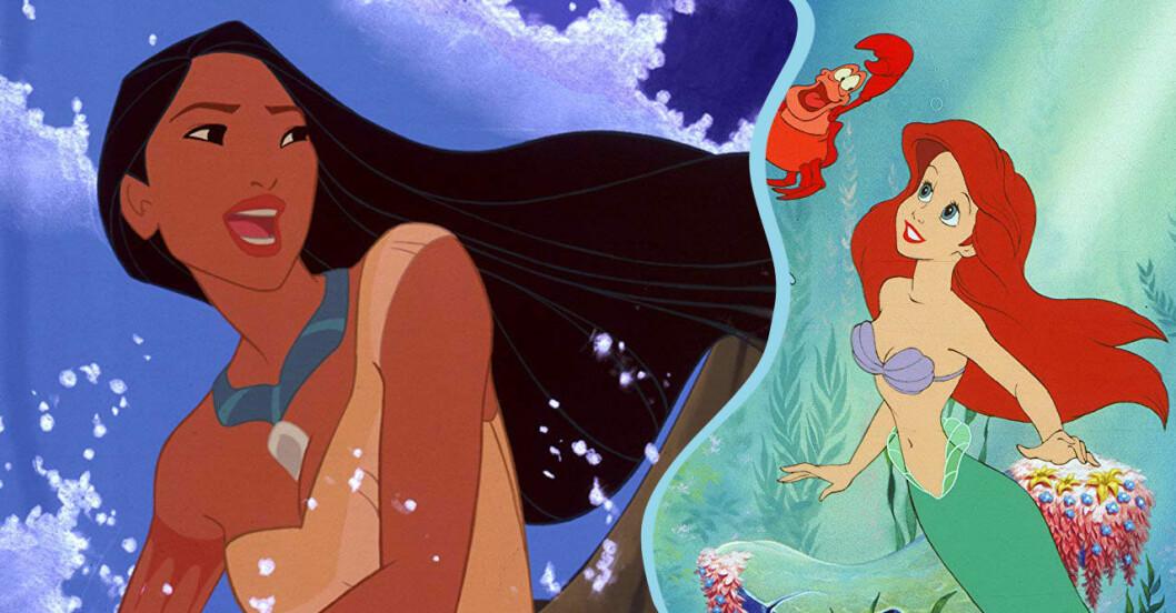 Disneyprinsessa