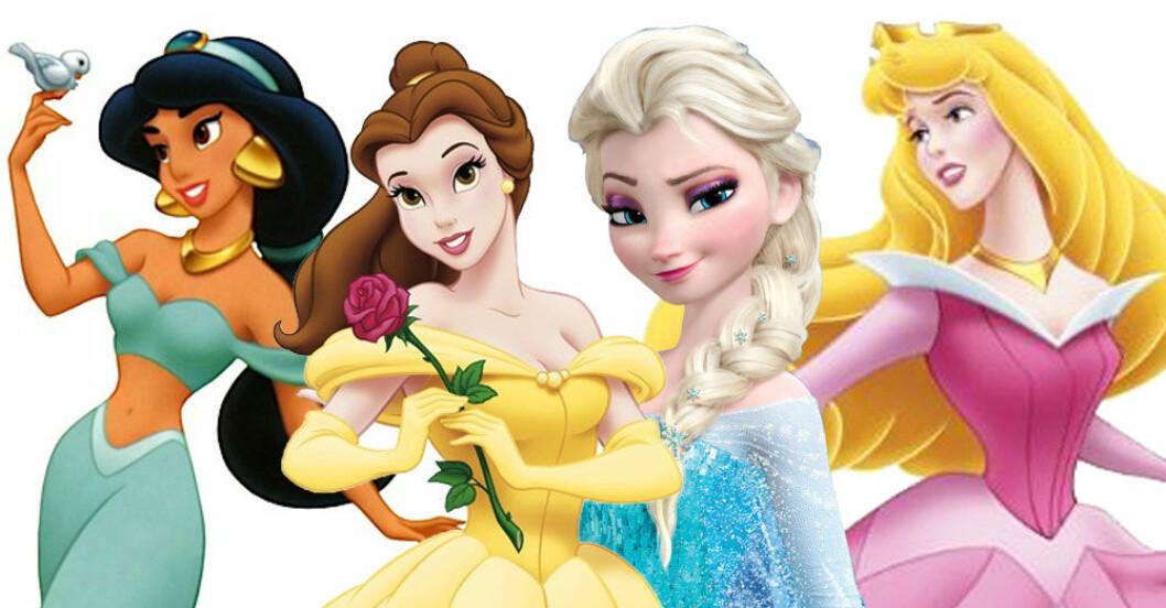 Disney-prinsessor