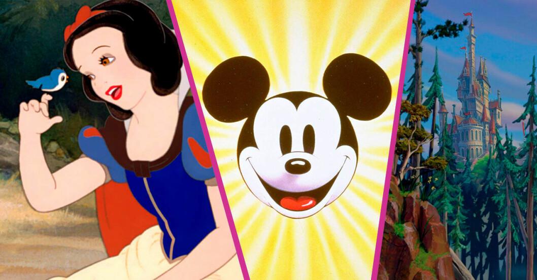 Disney-quiz