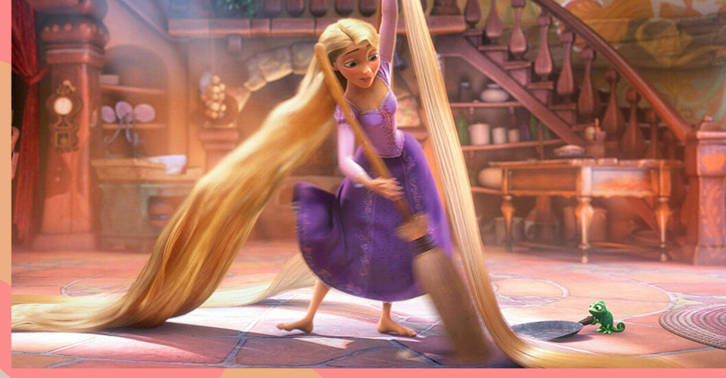 Disney Trassel corona