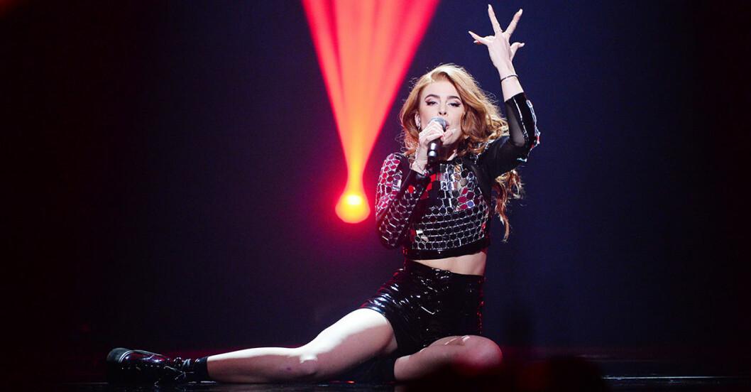 Dotter är en av finalisterna i Melodifestivalen 2020