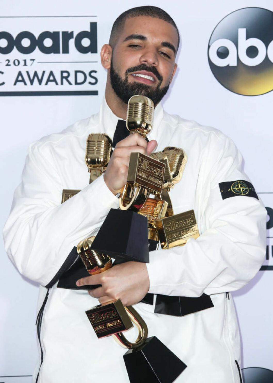 Drake är den mest lyssnade artisten på Spotify de senaste tio åren.