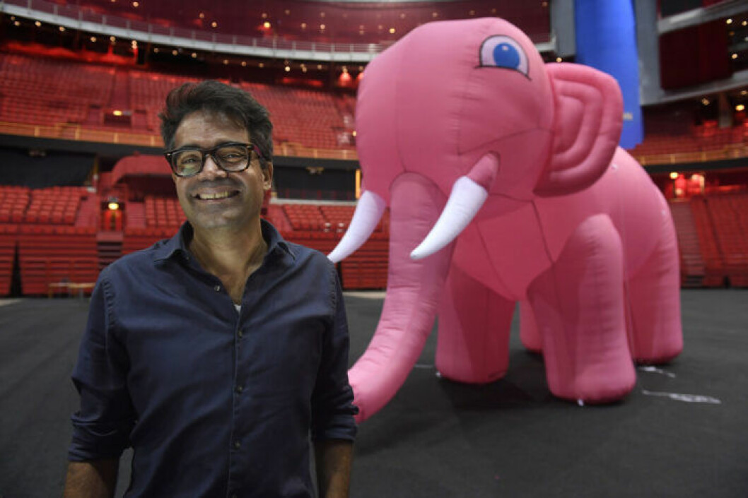 David Batra: Elefanten i Rummet kommer till Netflix i april 2020