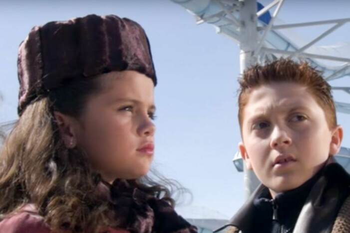 selena gomez i Spy Kids 3-D: Game Over