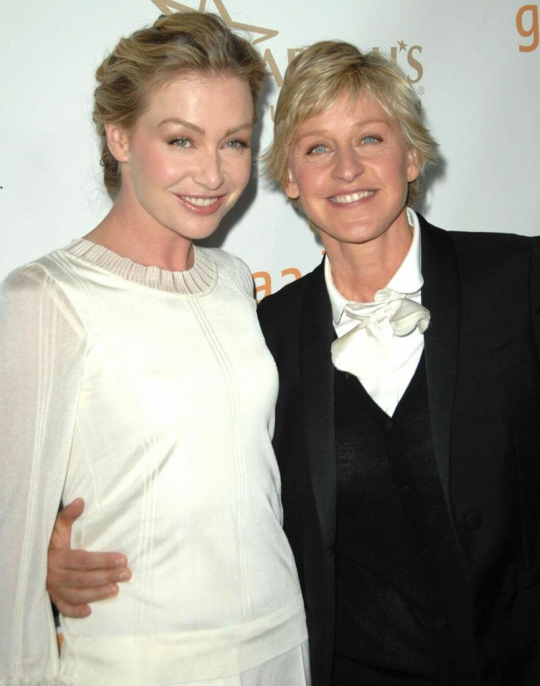 Ellen Degeneres och Portia di Rossi