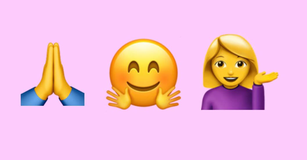 Emojis-fel